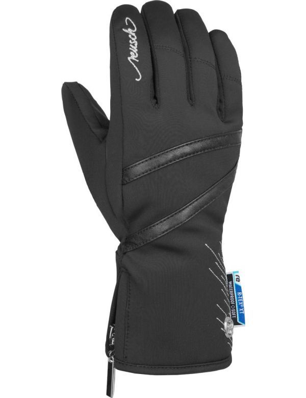 REUSCH LOURIE R-TEXT XT junior black zilver