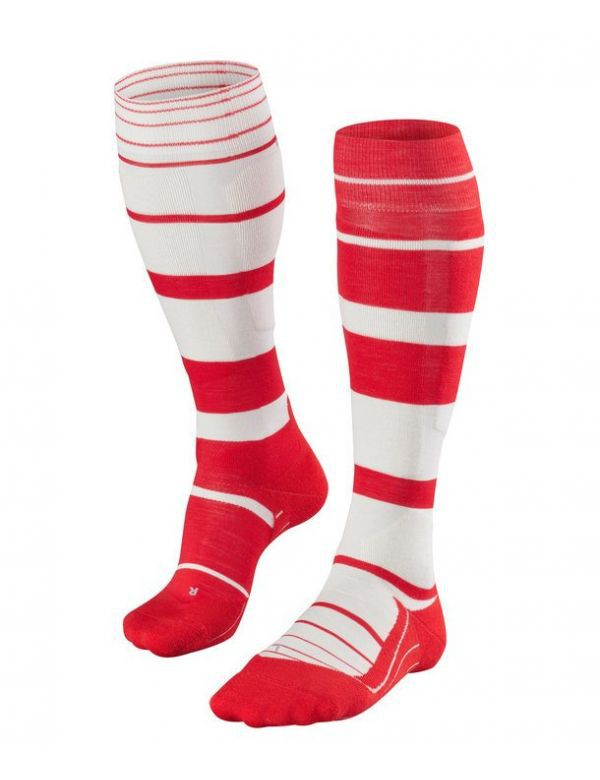 FALKE SK4 MEN'S stripe red