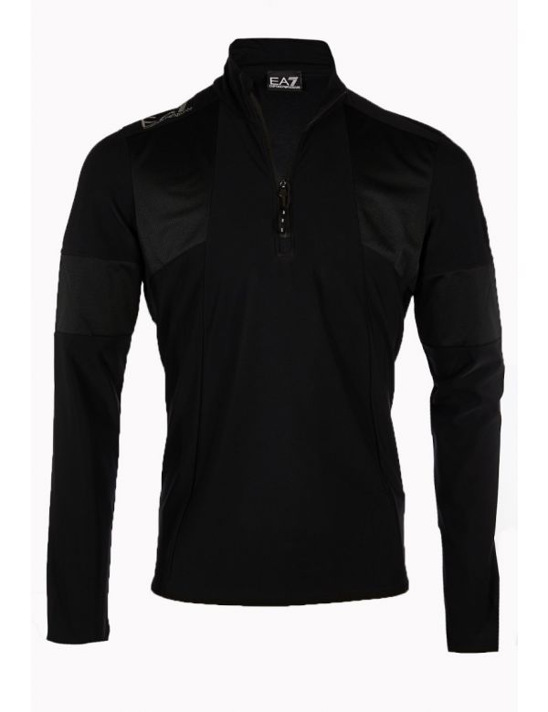 armani-ea7-pully-black-half-zip