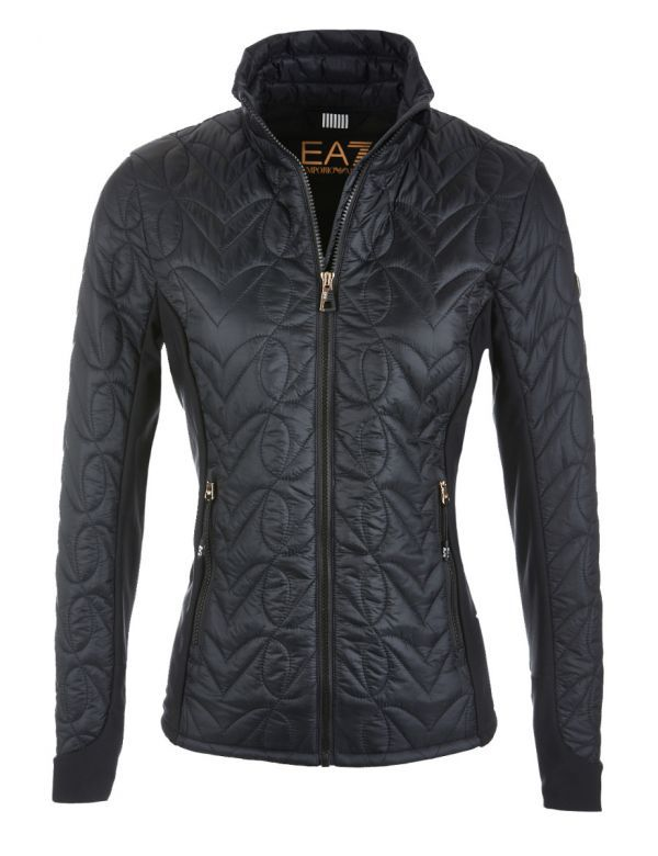 Armani EA7 Midlayer jacket black