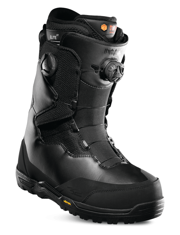 THIRTYTWO FOCUS BOA Black
