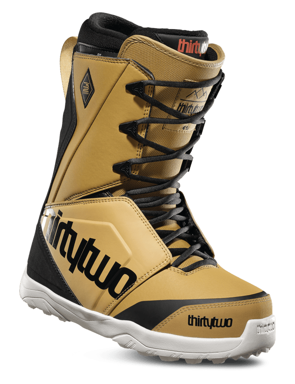 THIRTYTWO LASHED Gold black