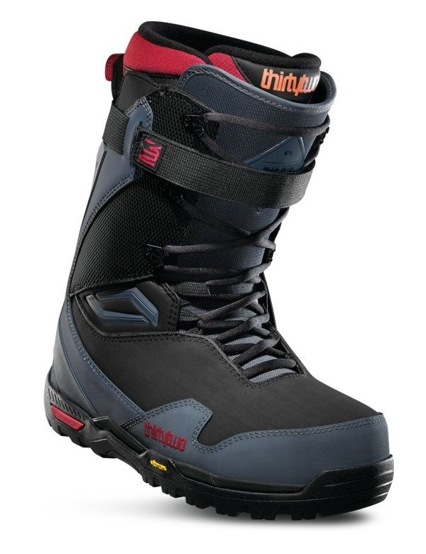THIRTYTWO TM-2 XLT Dark grey black red