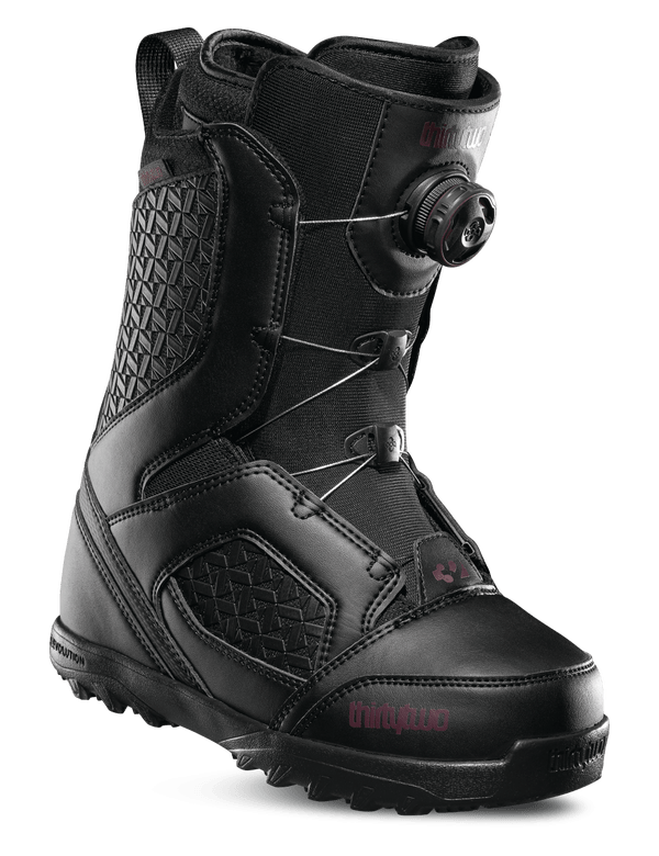 THIRTYTWO STW BOA Womens Black