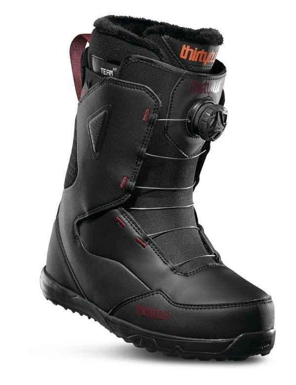 THIRTYTWO WOMEN'S ZEPHYR BOA Black