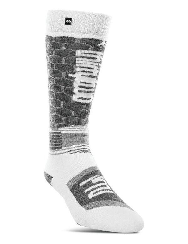 THIRTYTWO WOMEN'S ASI MERINO ELITE SOCK White