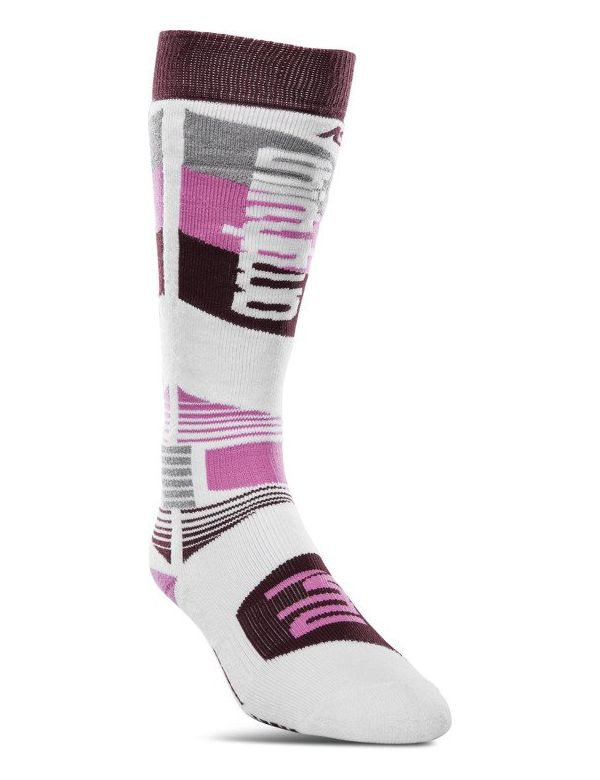 THIRTYTWO WOMEN'S ASI MERINO PERFORMANCE SOCK White