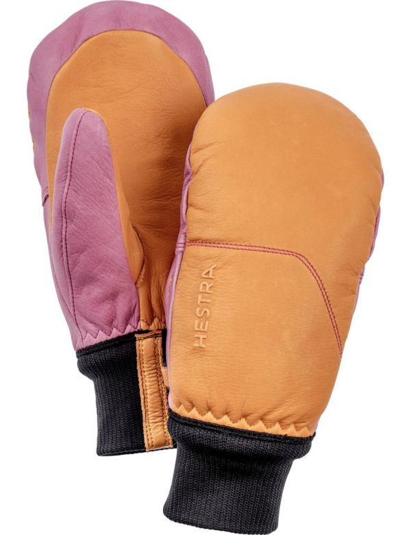 HESTRA OMNI MITT ORANGE
