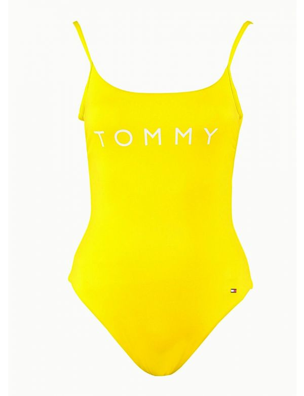 TOMMY HILFIGER BADPAK empire yellow