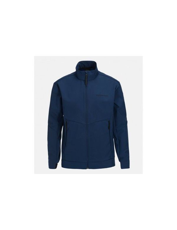 PEAKPERFORMANCE MEN'S ADVENTURE JACKET navy