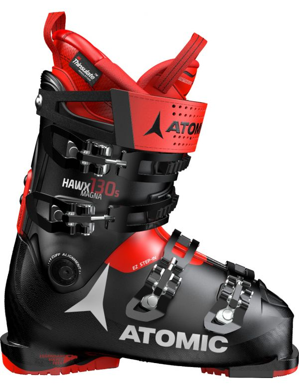 Atomic magna 130 s black red