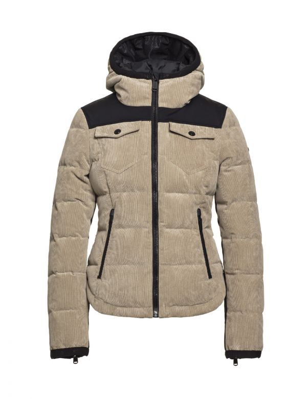 GOLDBERGH AUBURN JACKET Timber