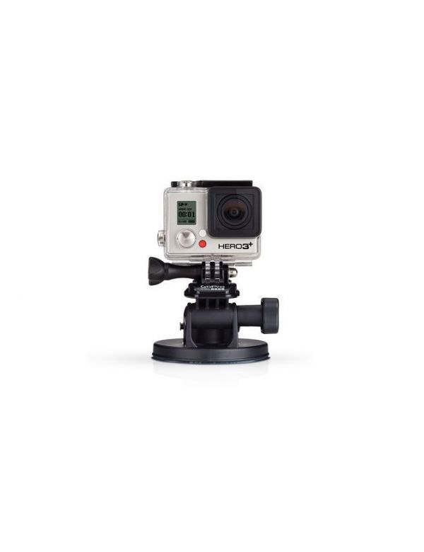 GOPRO SUCTION CUP + QUICK RELEASE BASE
