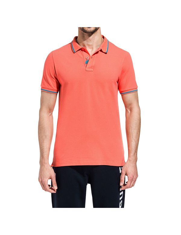 SUNDEK BRICE POLO calypso orange