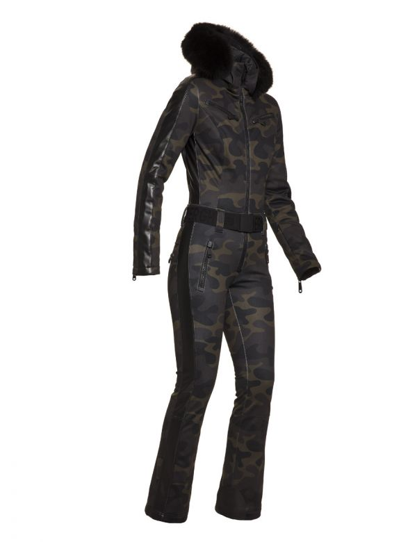 GOLDBERGH BUSH JUMPSUIT camo
