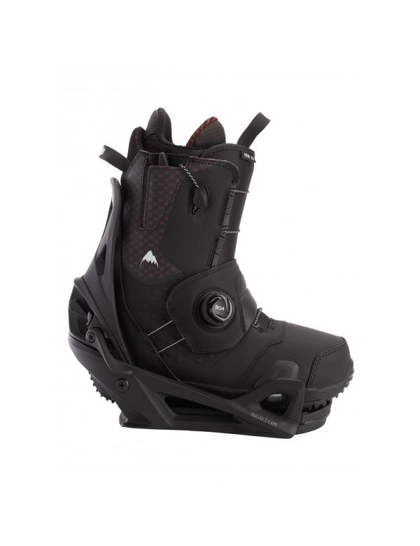 BURTON Ion Step On Bundel Black