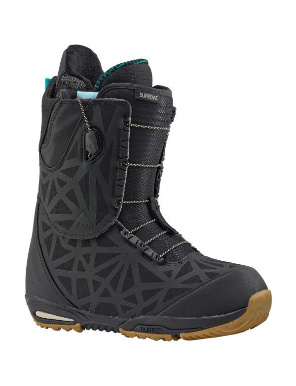 BURTON SUPREME BLACK