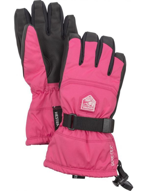 HESTRA GORE TEX GAUNTLET JR