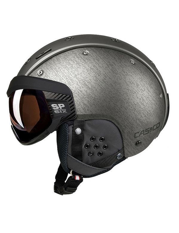 casco sp-6 zilver