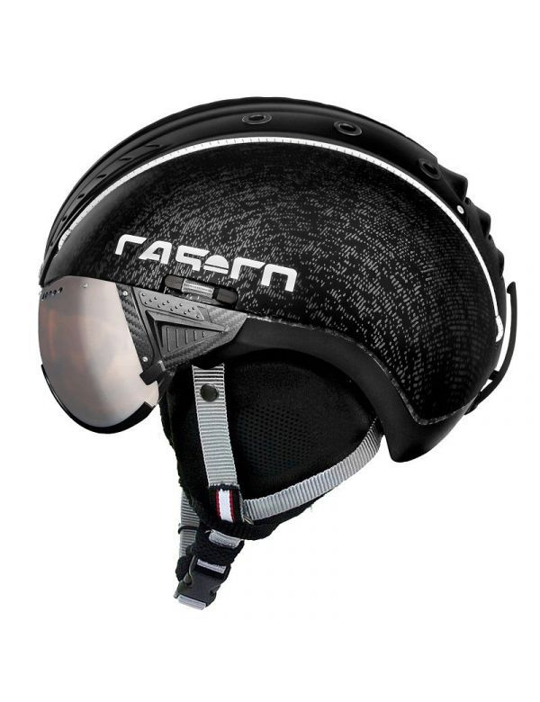 casco sp-2 black vizierhelm