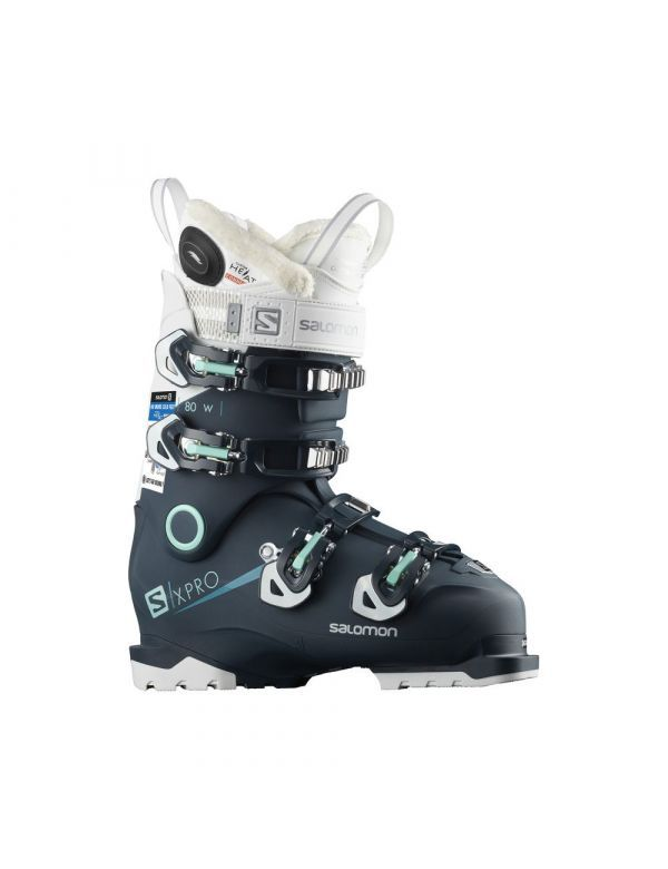 salomon custom heat connect blue