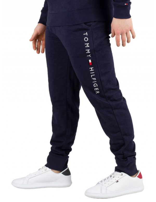 TOMMY HILFIGER TRACK PANT navy