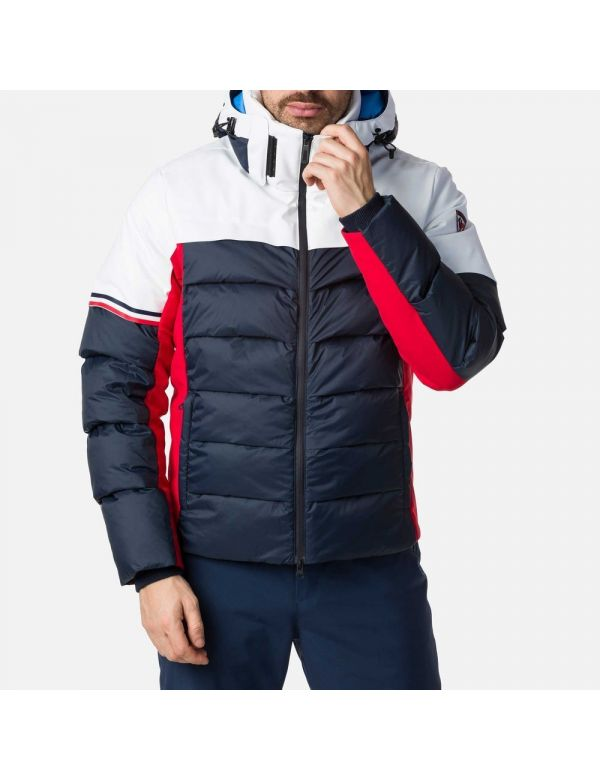 ROSSIGNOL SURFUSION JACKET navy / white