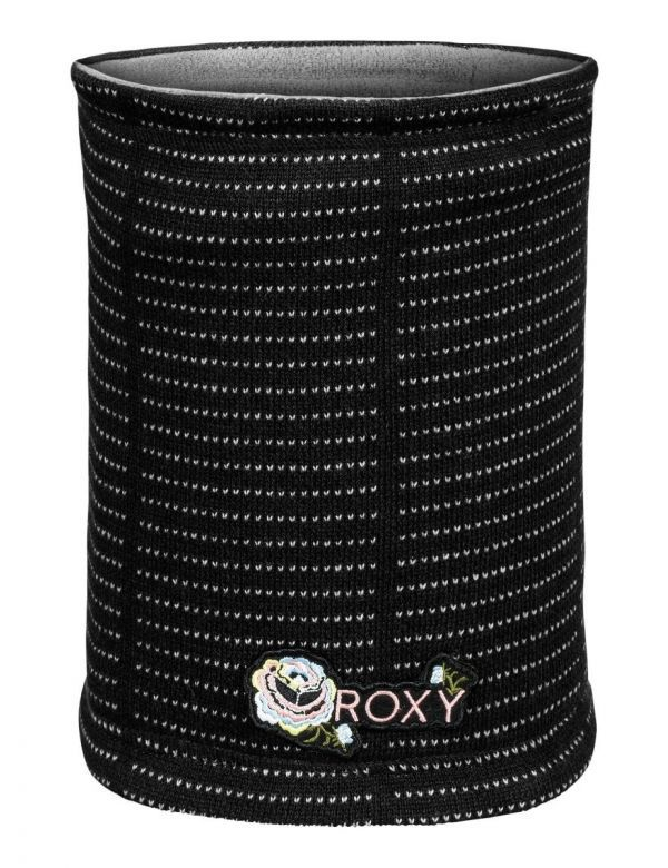 ROXY TORAH BRIGHT NECK WARMER Black