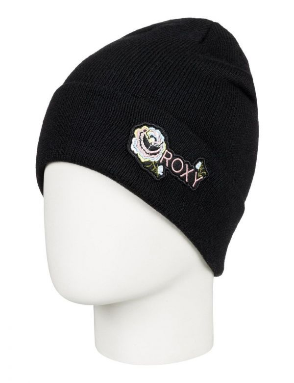 ROXY TORAH BRIGHT BEANIE True black