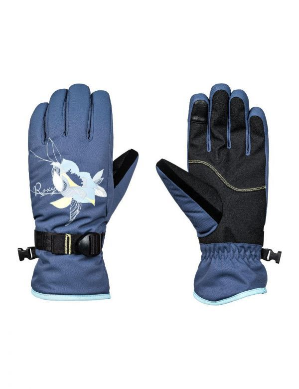 ROXY FRESHFIELD GLOVES Crown blue