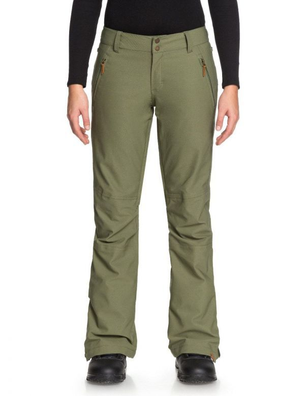 ROXY CABIN PANT Leaf clover