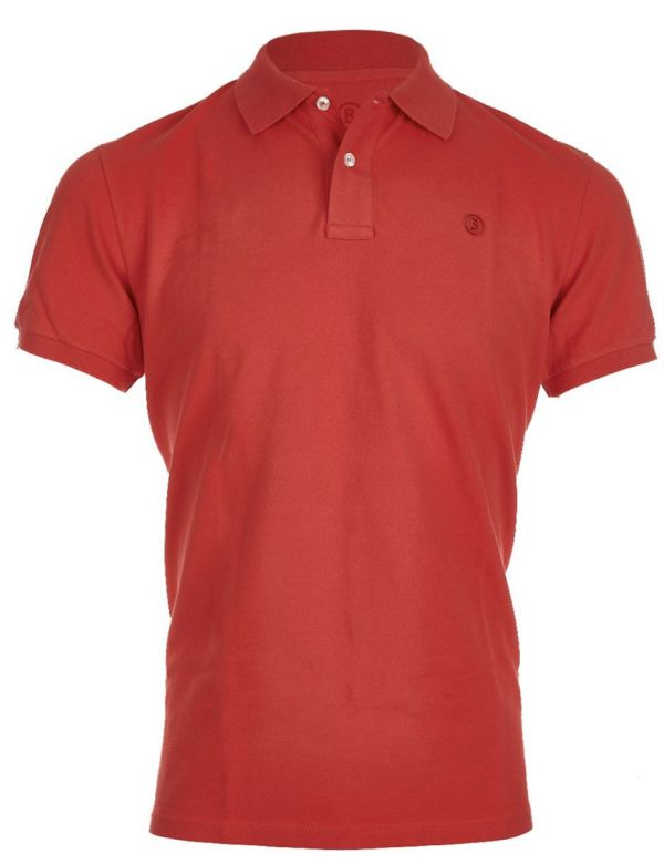 BOGNER FION POLO red