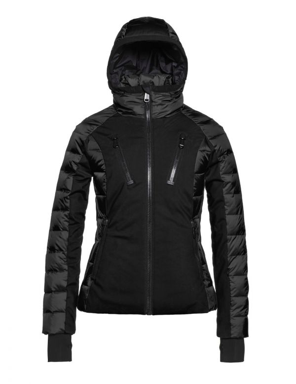 GOLDBERGH FOSFOR SKI JACKET Black