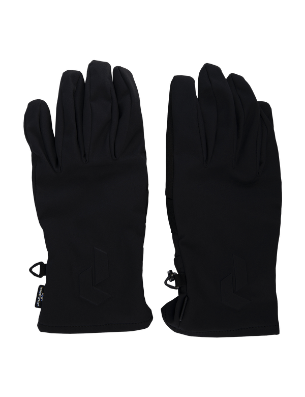 Unisex GoreTex Windstopper Gloves Black / 050