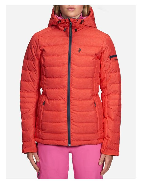 PEAK PERFORMANCE WOMEN'S HIPE ACE BLACKBURN SKI JACKET dynared