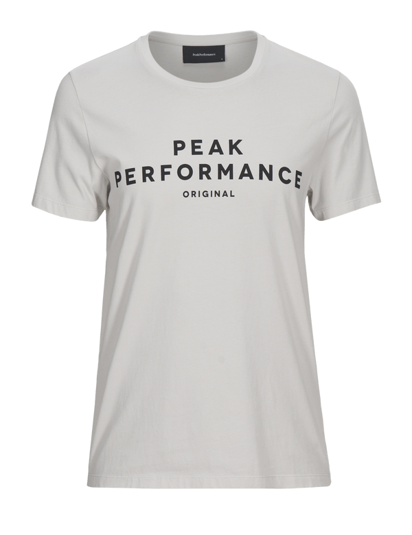 peak performance men's original t-shirt white