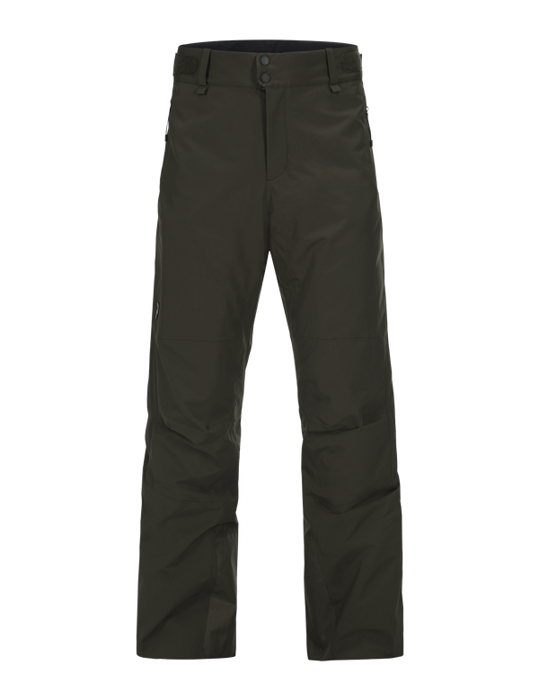 PEAKPERFORMANCE MEN'S MAROON II SKI PANTS FOREST NIGHT
