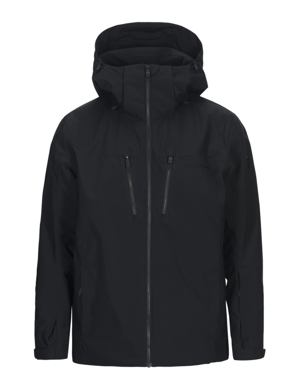 Men's Padded HipeCore+ Lanzo Ski Jacket Black / 050