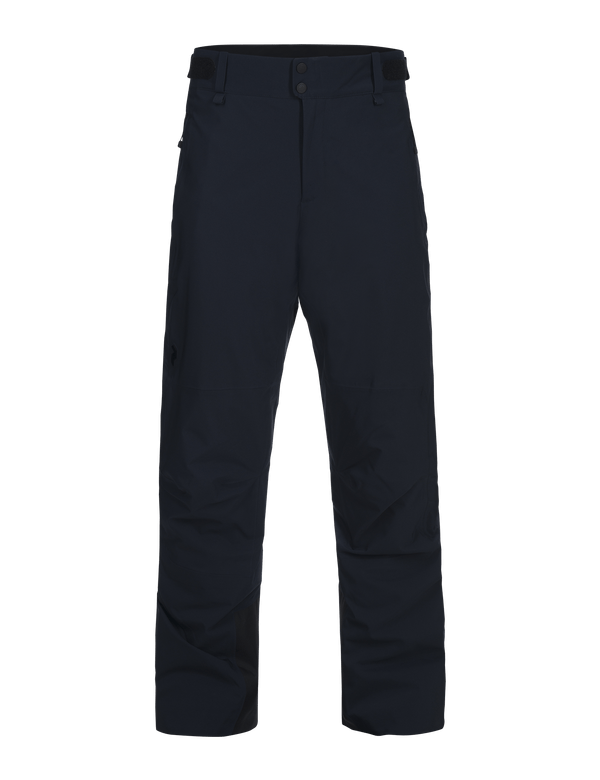 peak performance men's maroon pants salute blue