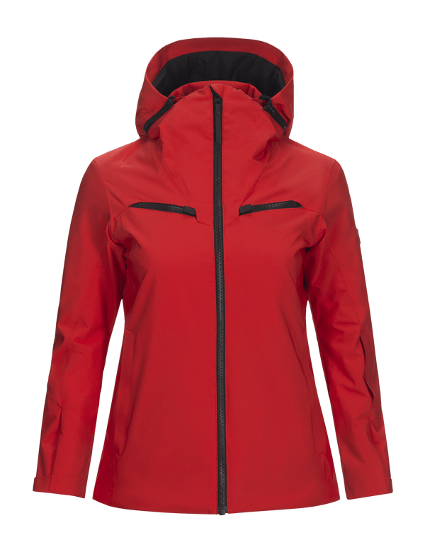 peak performance women's lanzo jacket dynared