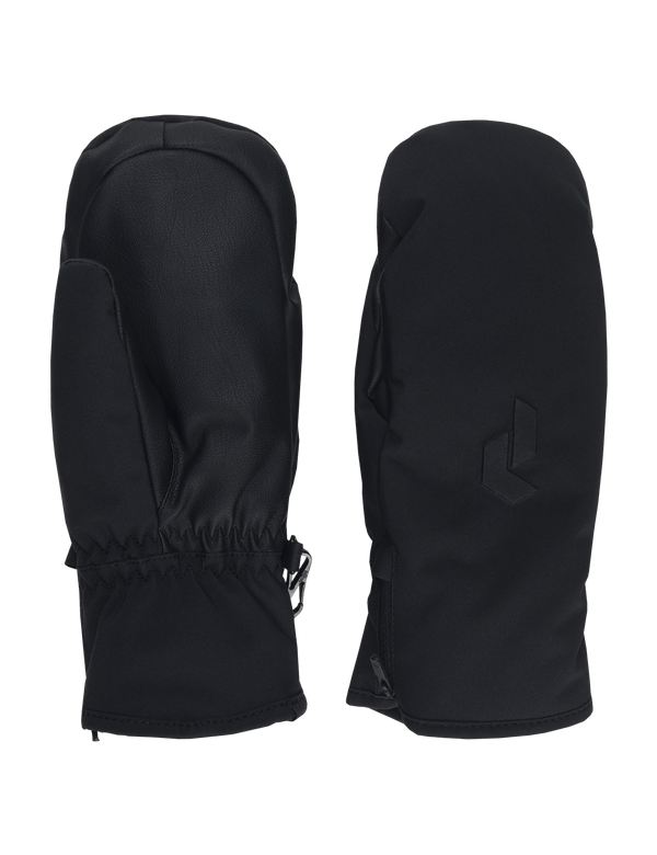 peak performance unite black mitten