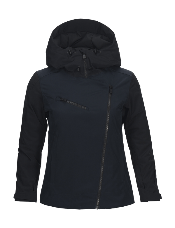 Women's Padded HipeCore+ Scoot Ski Jacket Salute Blue / 2AC