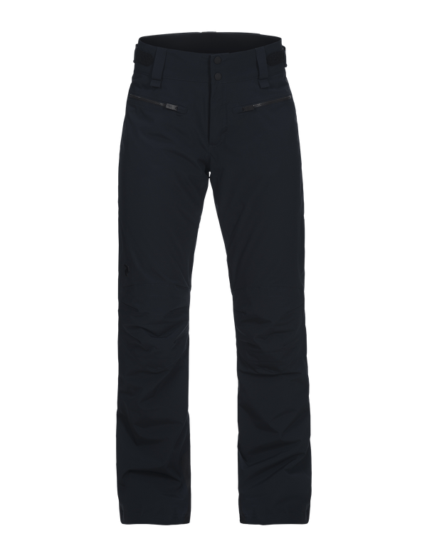 peak performance women's scoot pants salute blue