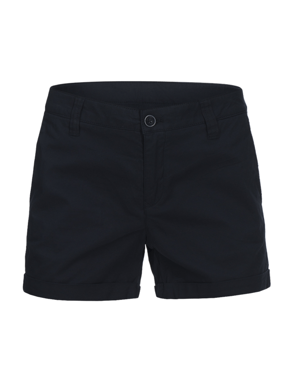 peak performance women's roslyn shorts salute blue