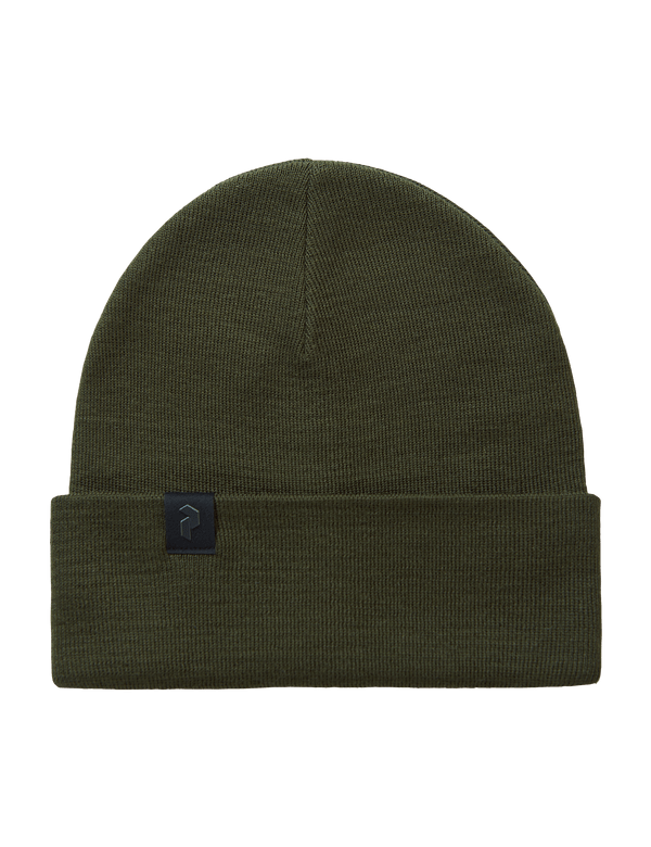 PEAK PERFORMANCE WOOL BLEND SWITCH HAT Forest night