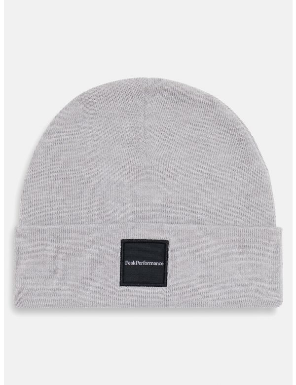 PEAK PERFORMANCE SWITCH HAT Med grey melange
