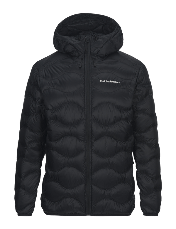 peak performance men's helium hood jacket black