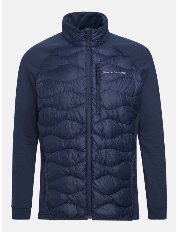PEAKPERFORMANCE MEN'S HELIUM HYBRID JACKET Blue shadow