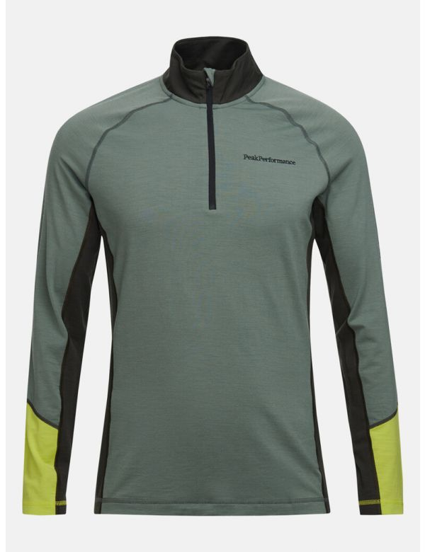 PEAK PERFORMANCE MEN'S MAGIC HALF ZIP Fells View