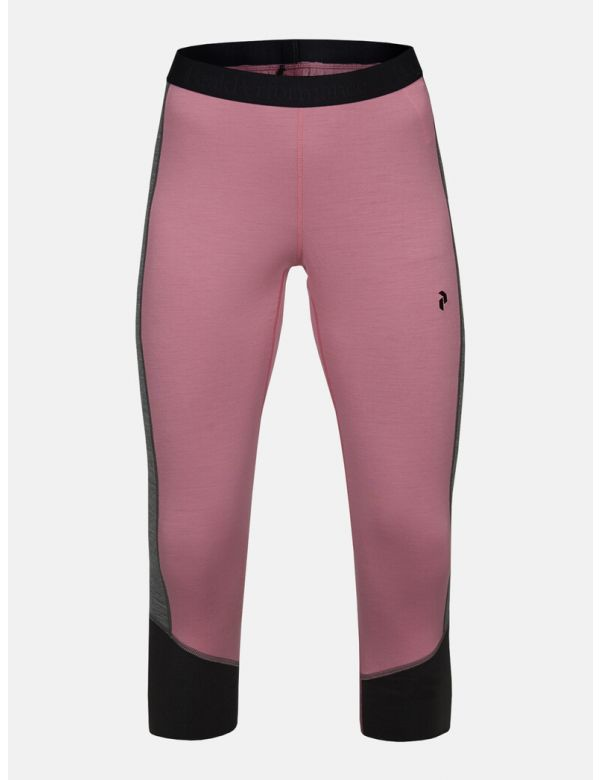 PEAK PERFORMANCE WOMEN'S MAGIC SHORT JOHNS Frosty Rose